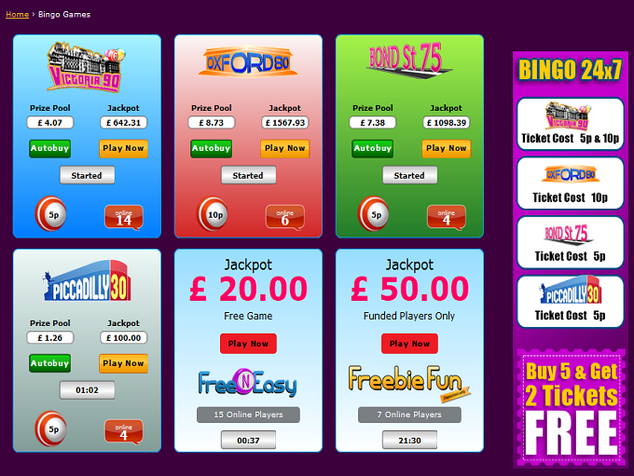 Cocktail Bingo Review – Is this A Scam/Site to Avoid