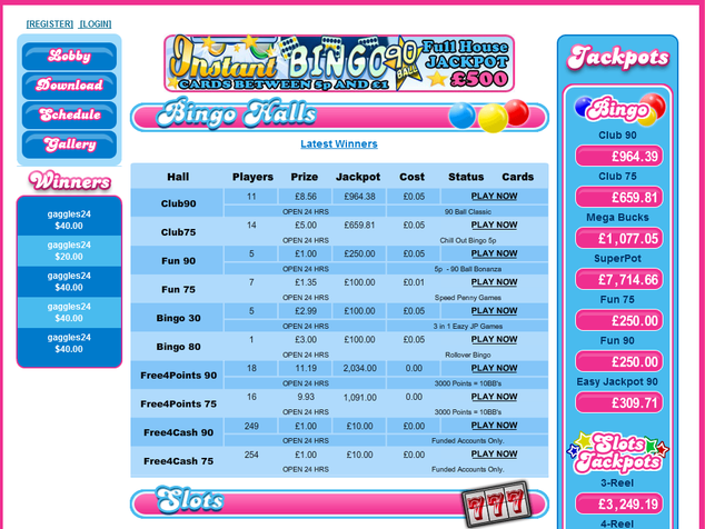 Showreel Bingo Review – Is this A Scam/Site to Avoid