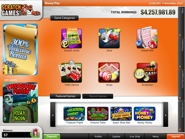 Carousel Slots Review & Free Instant Play Casino Game