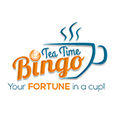 Tea Time Bingo - BLACKLISTED Logo