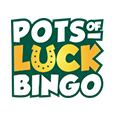 Pots of Luck Bingo logo